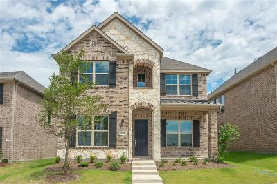 Mckinney Single Family Home For Sale: 5316 Tuskegee Trail