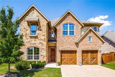 Frisco Single Family Home Active Contingent: 6528 Stallion Ranch Road