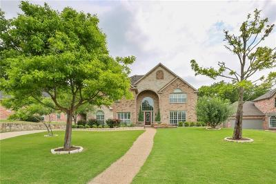 Rowlett Single Family Home Active Option Contract: 10210 Huffines Drive
