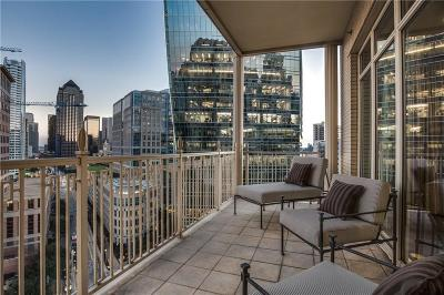 Dallas Condo For Sale: 2525 N Pearl Street #1203