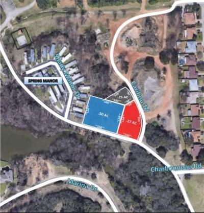 Lake Worth Residential Lots & Land For Sale: 3626 Marina Drive