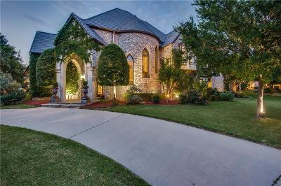 Colleyville TX Single Family Home For Sale: $1,250,000