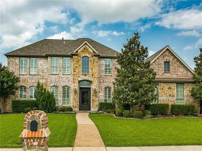 Southlake Single Family Home For Sale: 705 Portofino Place