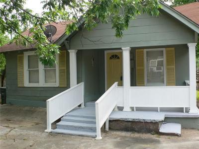 Dallas Single Family Home For Sale: 503 N Patton Avenue