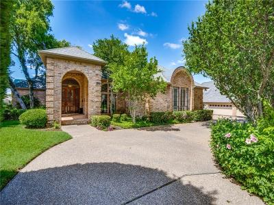 Dallas Single Family Home For Sale: 5814 Richwater Drive