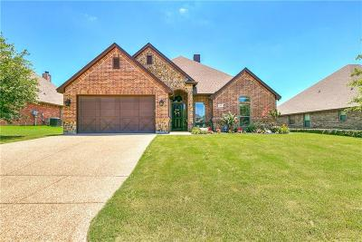 Aledo Single Family Home For Sale: 108 Champagne Drive
