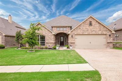 Benbrook Single Family Home For Sale: 7204 Prestwick Terrace