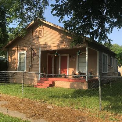 Mineral Wells Single Family Home For Sale: 2116 N Oak Avenue