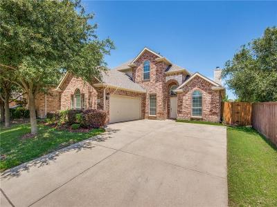 Denton Single Family Home For Sale: 5108 Parkplace Drive