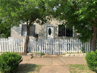 Brownwood Single Family Home For Sale: 602 W Anderson Street