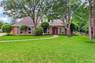 Keller Single Family Home For Sale: 1602 Summer Lane Court