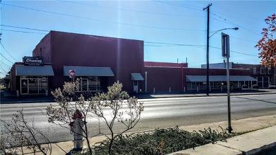 Palo Pinto County Commercial For Sale: 201 SE 1st Avenue