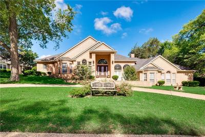 Desoto Single Family Home Active Option Contract: 1413 Yardley Place