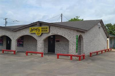 Terrell Commercial Lease For Lease: 1739 N Frances Street