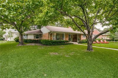 Richardson Single Family Home Active Option Contract: 920 Lakeview Drive