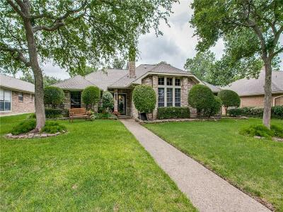 Richardson Single Family Home For Sale: 1326 Rusk Drive