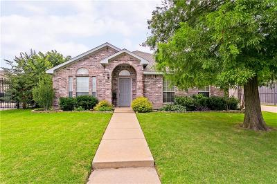 Sachse Single Family Home Active Contingent: 7228 Creekstone Drive