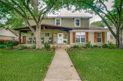 Richardson Single Family Home Active Option Contract: 1332 Chippewa Drive
