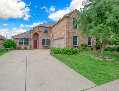 Prosper Single Family Home For Sale: 5531 Manitou Drive