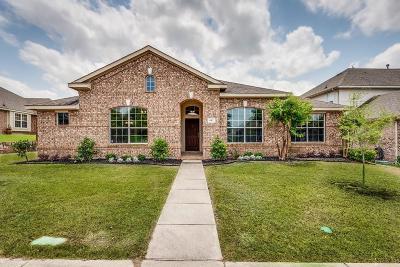 Glenn Heights Single Family Home For Sale: 602 Azalea Drive