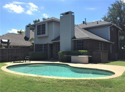 Coppell Single Family Home For Sale: 626 Saint Andrews Place