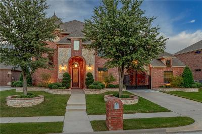 Keller Single Family Home For Sale: 1809 Sterling Trace Drive