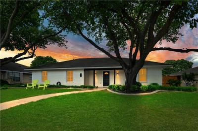 Plano Single Family Home Active Contingent: 1705 Tampico Drive