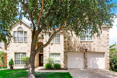 Rowlett Single Family Home Active Option Contract: 8202 Sawgrass Lane