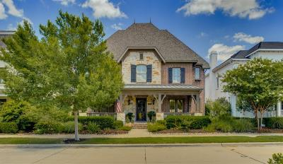 Mckinney Single Family Home For Sale: 2300 State Boulevard