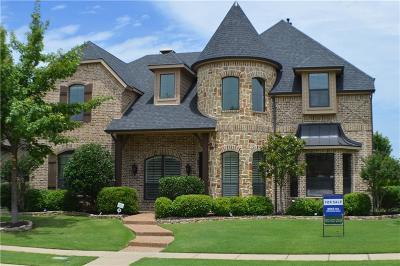 Frisco Single Family Home For Sale: 3494 Waycross Lane