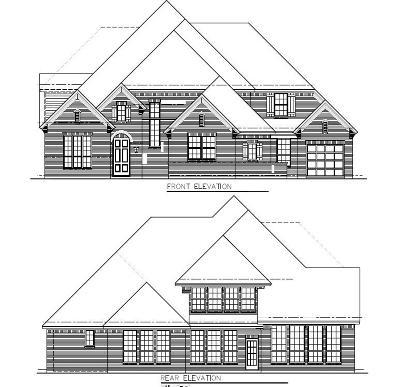 Gunter Single Family Home For Sale: 1204 Karsten Ridge Pass Drive