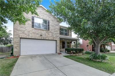 Denton Single Family Home Active Option Contract: 3616 Riesling Drive