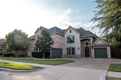 Sachse Single Family Home Active Option Contract: 2705 Grant Drive
