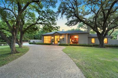 Dallas County Single Family Home For Sale: 8903 Devonshire Drive