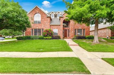 Flower Mound Single Family Home Active Kick Out: 2824 Meadow Wood Drive