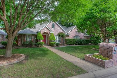 Mira Vista, Mira Vista Add, Trinity Heights, Meadows West, Meadows West Add, Bellaire Park, Bellaire Park North Single Family Home Active Kick Out: 7016 Castle Creek Drive E