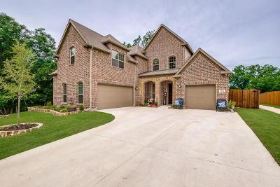 Rockwall Single Family Home For Sale: 3851 Whitman Drive