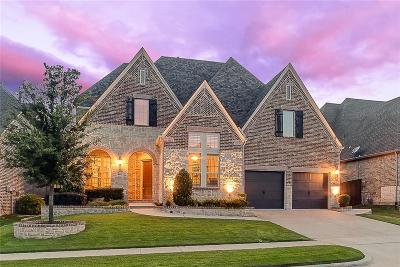 McKinney Single Family Home For Sale: 401 Grove Park Place