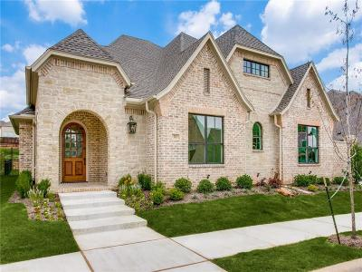 Southlake Single Family Home For Sale: 717 Winding Ridge Trail