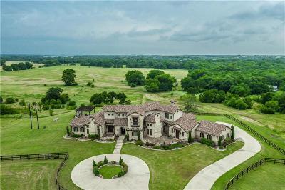 Denton County Farm & Ranch For Sale: 977 Bobcat Road