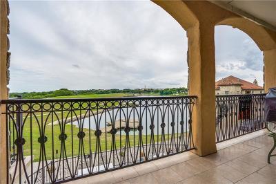 Collin County Condo For Sale: 6601 Mediterranean Drive #6201