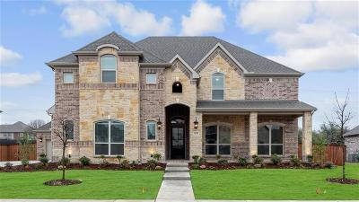 Prosper Single Family Home For Sale: 1641 Cypress Lake Lane