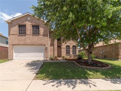 Little Elm Single Family Home For Sale: 2331 Dogwood Drive