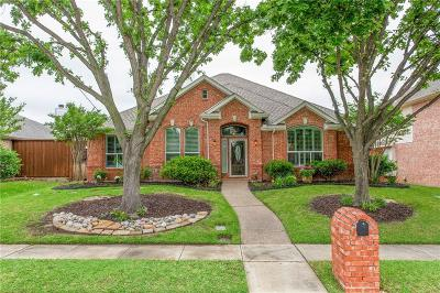 Lewisville Single Family Home Active Option Contract: 1305 Prairie Drive