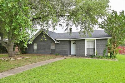 Plano Single Family Home Active Option Contract: 1844 Shreveport Trail