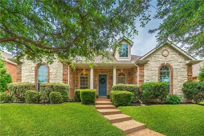 Frisco Single Family Home Active Option Contract: 2314 Barret Drive
