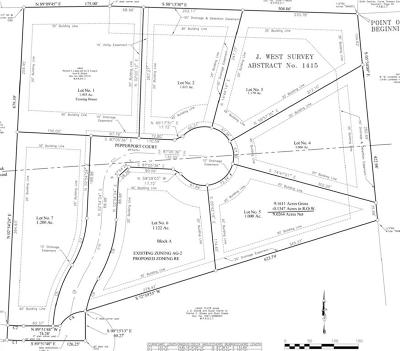 Double Oak Residential Lots & Land For Sale: 5801 Pepperport Ct