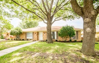 Allen Single Family Home For Sale: 708 Thoreau Lane
