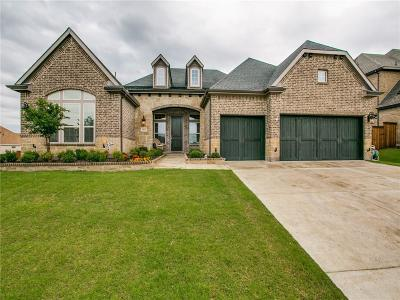 Roanoke TX Single Family Home For Sale: $569,900