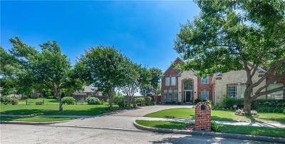 Flower Mound Single Family Home For Sale: 3504 Winding Oaks Drive
